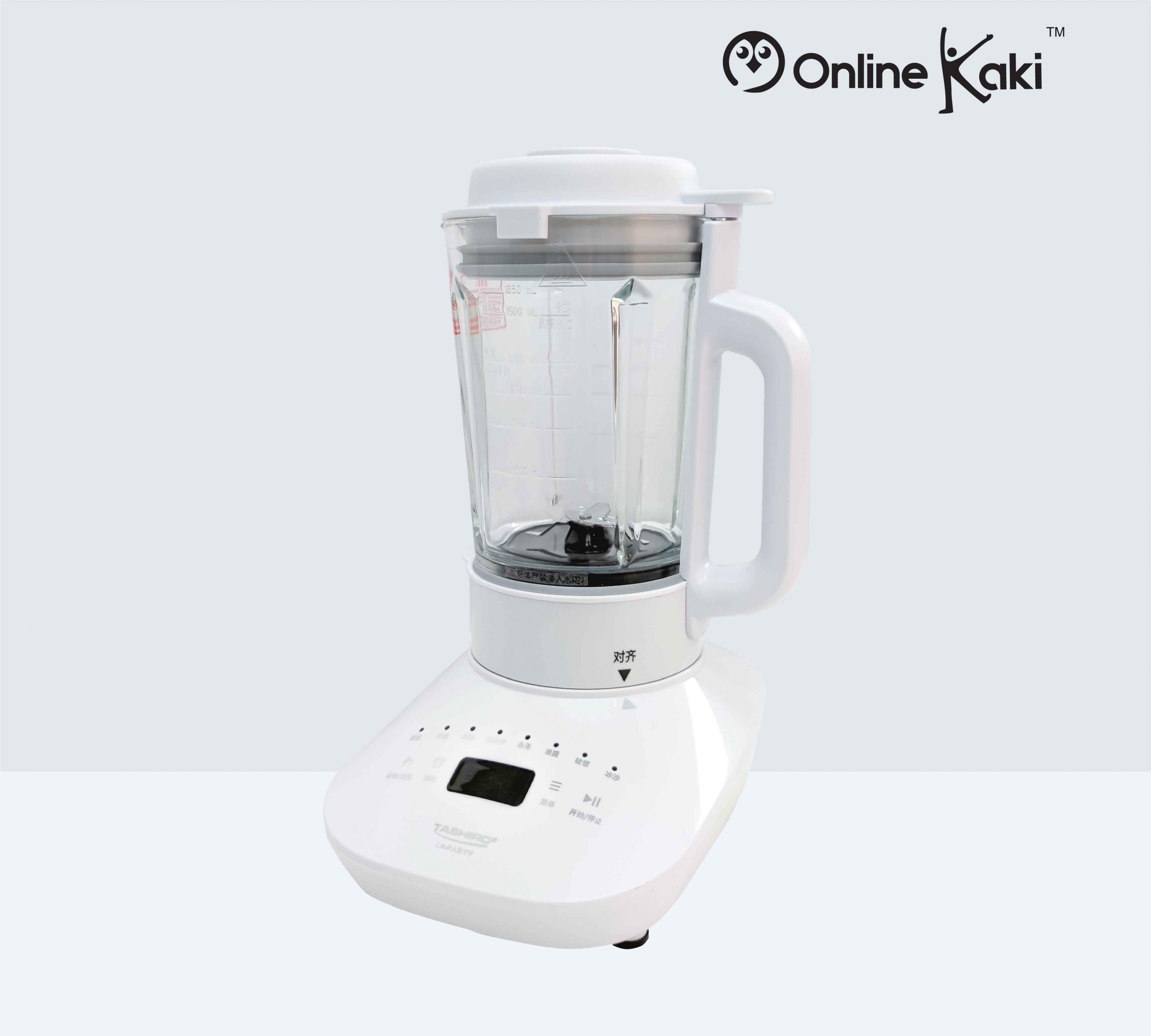 TASHIRO TH-1482 PREMIUM COOKING BLENDER 优质烹饪搅拌机
